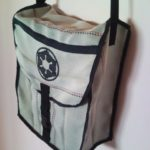Unisex Star Wars Galactic Empire fire hose shoulder bag