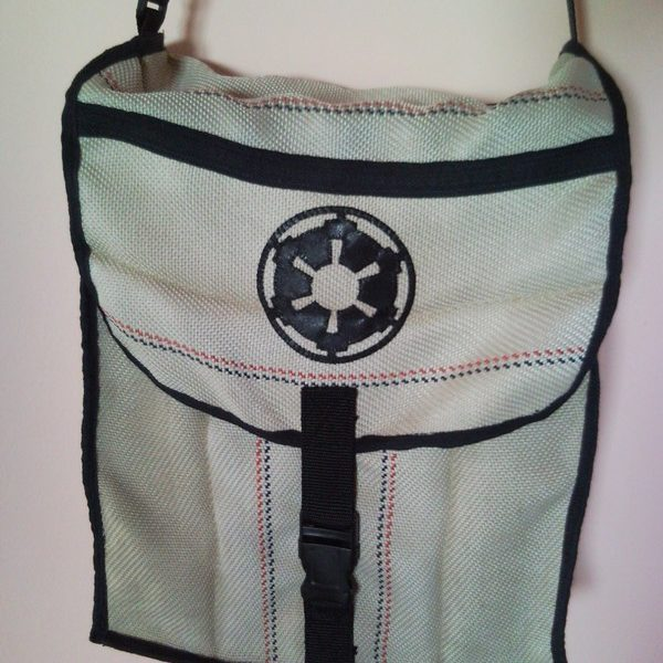 Unisex Star Wars Galactic Empire fire hose shoulder bag