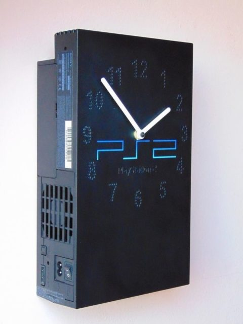 Upcycled Playstation2 Ps2 Fat Retro Video Game Console