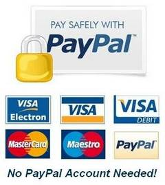 safe paypal payment on creativefunny.com